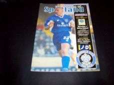 Rochdale v Boston United, 2002/03